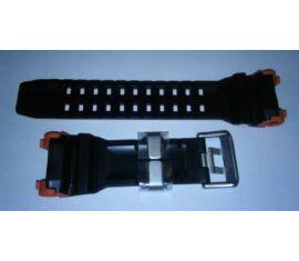 GPW-1000-4A Casio narancssárga műanyag szíj