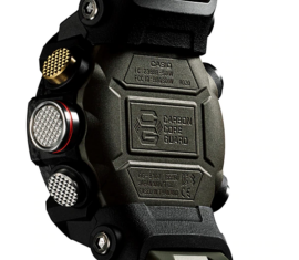 GG-B100-1A Casio G-Shock Mudmaster Prémium Férfi karóra