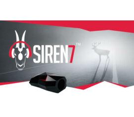 SIREN7™ Vadgázolás Elleni Rendszer