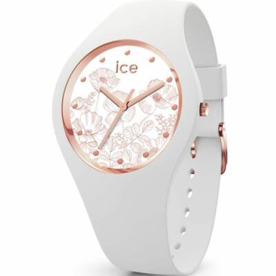 016662 Ice-Watch Ice Flower Női karóra (S-es méret)