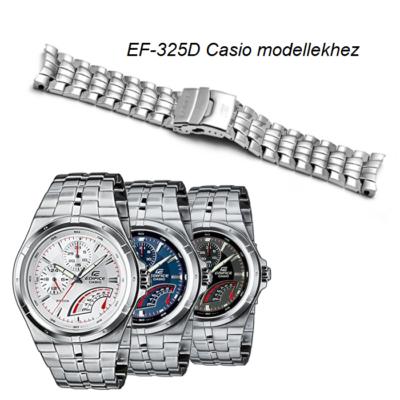 EF-325D Casio fémszíj
