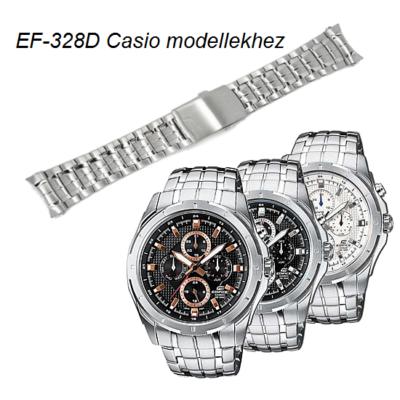 EF-328D Casio fémszíj