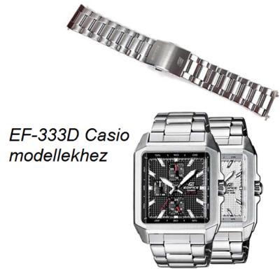 EF-333D Casio fémszíj
