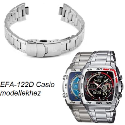 EFA-122D Casio fémszíj