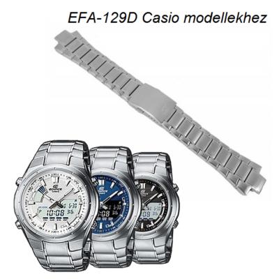 EFA-129D Casio fémszíj