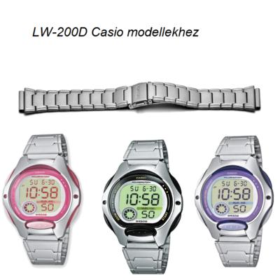 LW-200D Casio fémszíj
