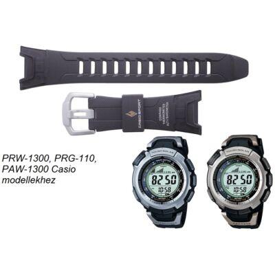 PRW-1300 PRG-110 PAW-1300 Casio műanyag szíj
