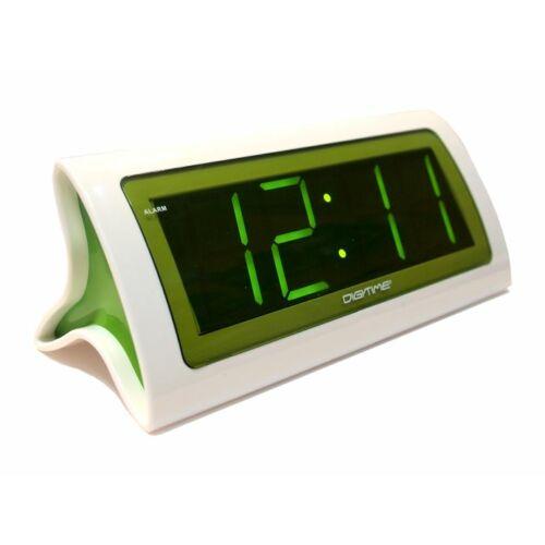 City time 1822Z LED zöld asztali óra - rkt