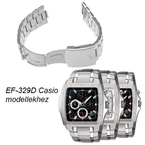 EF-329D Casio fémszíj
