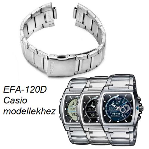EFA-120D Casio fémszíj