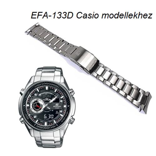 EFA-133D Casio fémszíj