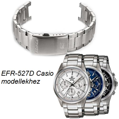 EFR-527D Casio fémszíj