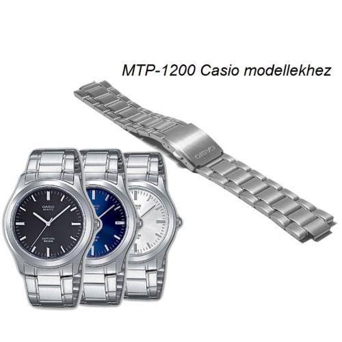 MTP-1200 Casio fémszíj