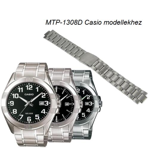 MTP-1308D Casio fémszíj