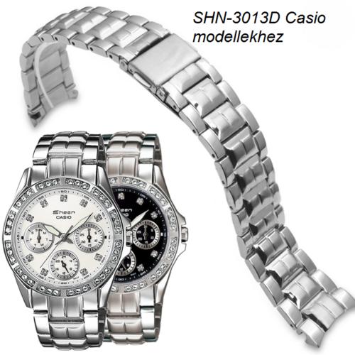 SHN-3013D Casio fémszíj