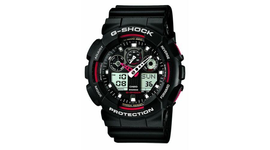GA-100-1A4 Casio G-Shock Férfi karóra Katt rá a felnagyításhoz 9eba1b8dad