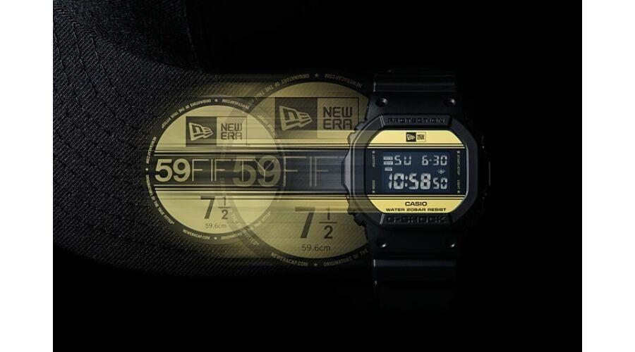 DW-5600NE-1ER CASIO G-SHOCK Prémium Férfi karóra b05cf0c957