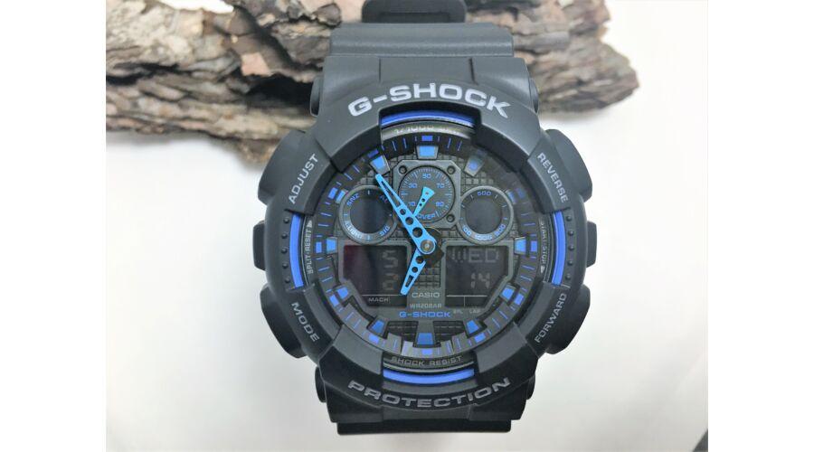 GA-100-1A2 Casio G-Shock Férfi karóra 79c1e92cb3
