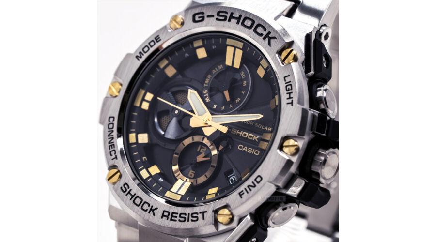 GST-B100D-1A9 Casio G-Shock Prémium Férfi karóra e5eab3cc9b